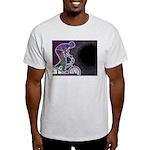 WillieBMX The Glowing Edge Light T-Shirt