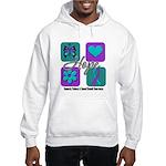 Hope Inspire Tiles Hooded Sweatshirt