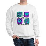 Hope Inspire Tiles Sweatshirt