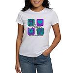 Hope Inspire Tiles Women's T-Shirt