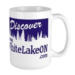 White Lake ON Large Mug