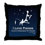 White Lake ON Throw Pillow