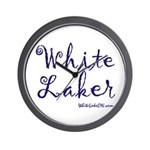 White Lake ON Wall Clock
