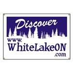 White Lake ON Banner