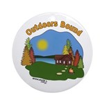White Lake ON Ornament (Round)