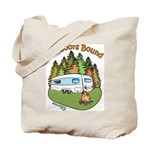 White Lake ON Tote Bag