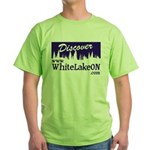 White Lake ON Green T-Shirt