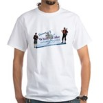 White Lake ON White T-Shirt