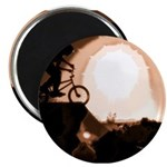 """WillieBMX The Warm Earth 2.25"""" Magnet (100 pack)"""