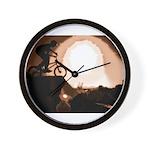 WillieBMX The Warm Earth Wall Clock