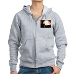 WillieBMX The Warm Earth Women's Zip Hoodie