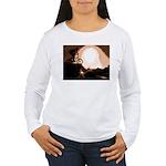 WillieBMX The Warm Earth Women's Long Sleeve T-Shi