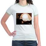 WillieBMX The Warm Earth Jr. Ringer T-Shirt