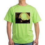 WillieBMX The Warm Earth Green T-Shirt