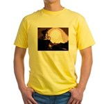 WillieBMX The Warm Earth Yellow T-Shirt