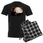 WillieBMX The Warm Earth Men's Dark Pajamas