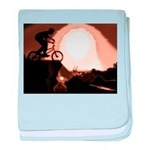 WillieBMX The Warm Earth baby blanket