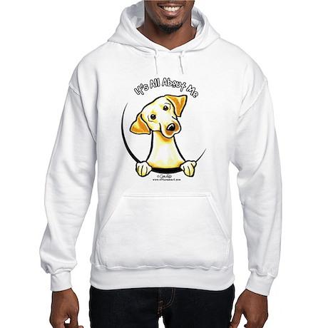 Yellow Lab IAAM Hooded Sweatshirt