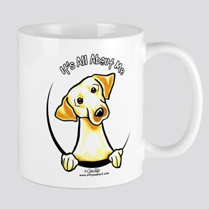 Yellow Lab IAAM Mug