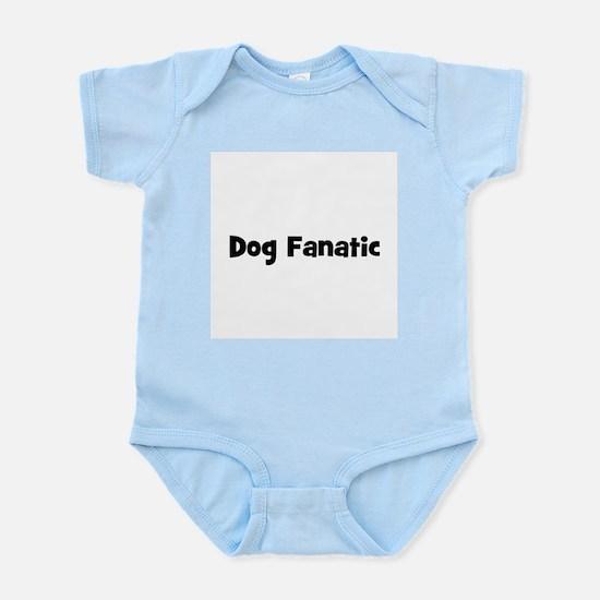 Dog Fanatic Infant Creeper