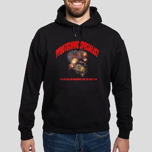 Pyrotechnic Specialist Hoodie (dark)