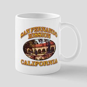 San Fernando Mission Mug