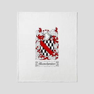 Manchester Throw Blanket