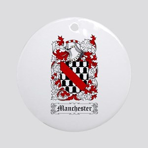 Manchester Ornament (Round)