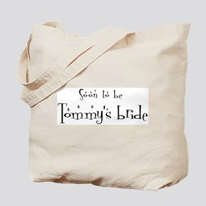 Soon Tommy's Bride Tote Bag