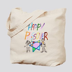 A Very Colorful Passover Tote Bag