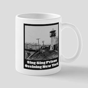 Sing Sing Prison Mug