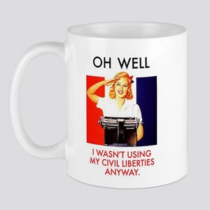 Civil Liberties Mug