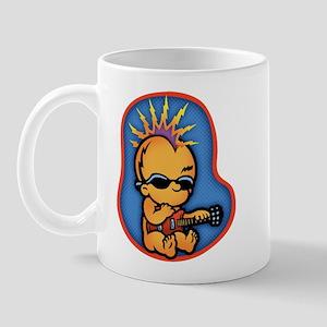 Hard in the Core Mug