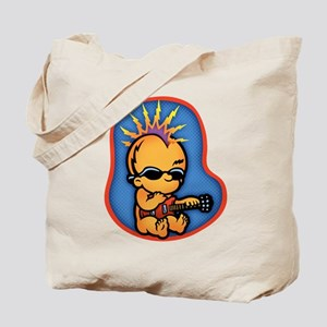 Hard in the Core Tote Bag