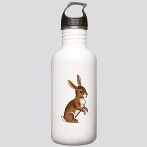 Bunny Rabbit Stainless Water Bottle 1.0L