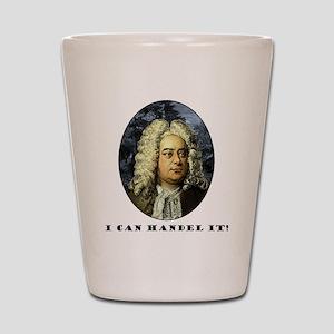 I Can Handel It Shot Glass