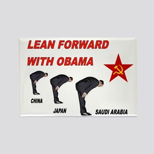SUBMISSIVE OBAMA Rectangle Magnet