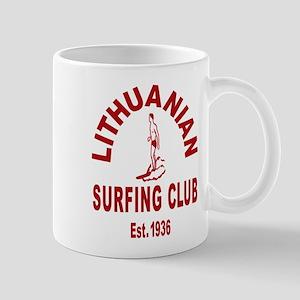 Lithuanian Surfing Club Mug