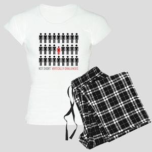 Vertically Challenged Women's Light Pajamas
