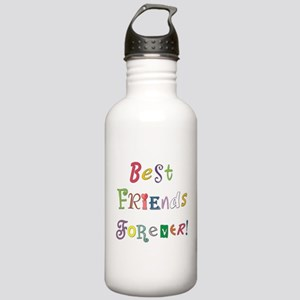 Best Friends Forever Stainless Water Bottle 1.0L