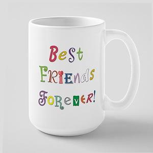Best Friends Forever Large Mug