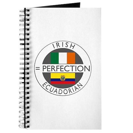 Irish Ecuadorian heritage fla Journal