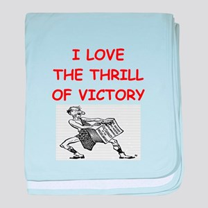 scdrabble joke baby blanket