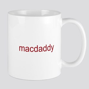 macdaddy red Mug