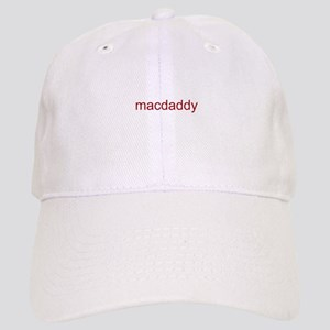 macdaddy red Cap