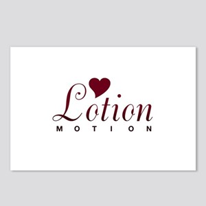 LOTION MOTION Postcards (Package of 8)