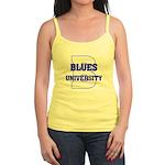 Blues University Jr. Spaghetti Tank