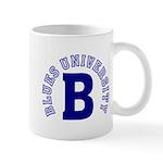 Blues University Mug