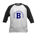 Blues University Kids Baseball Jersey
