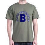 Blues University Dark T-Shirt